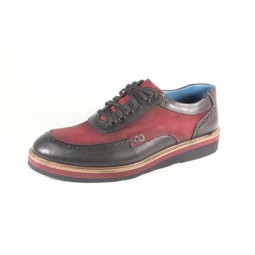 Commodore 230-101 Bordo Erkek Ayakkabı