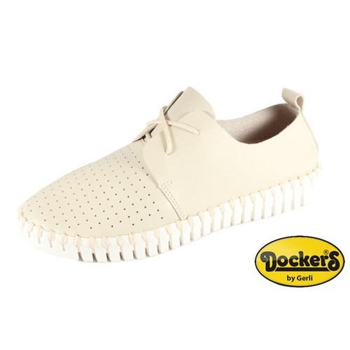 Dockers 220731 Bej Kadın Ayakkabı