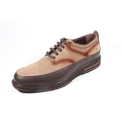 Pablo 490 Vizon Kahverengi Erkek Ayakkabı