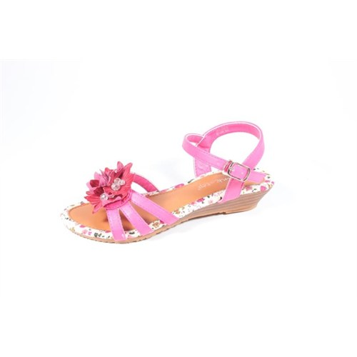 Pink Step Azure Fuşya Kız Çocuk Ayakkabı