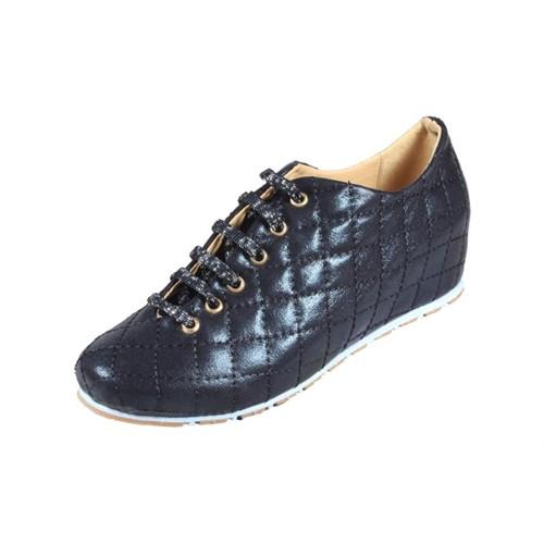 Capriss 702 Siyah Kadın Ayakkabı