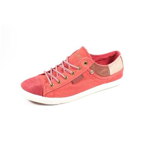 Dockers 218658 Kırmızı Kahverengi Bej Erkek Ayakkabı