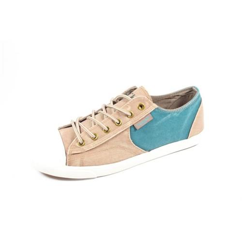 Dockers 218659 Bej Mavi Erkek Ayakkabı