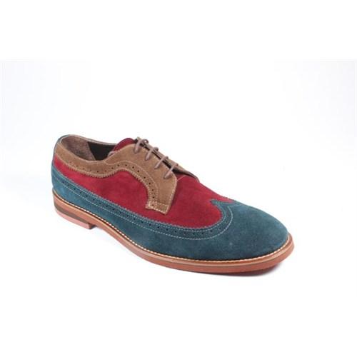 Pablo 233-125 Petrol Mavi Erkek Ayakkabı