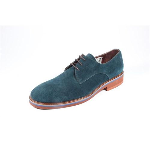 Pablo 233-053 Petrol Mavi Erkek Ayakkabı