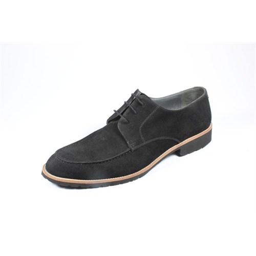 Pablo 215-9919 Siyah Süet Erkek Ayakkabı