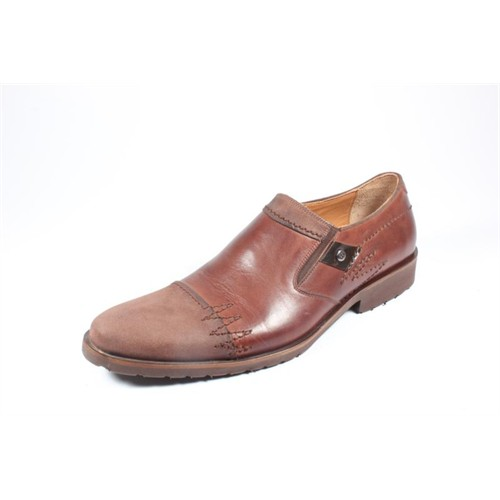 Pablo 215-2214 Kahverengi Erkek Ayakkabı