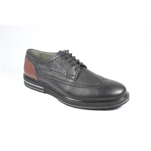 Pablo 213-493 Siyah Erkek Ayakkabı