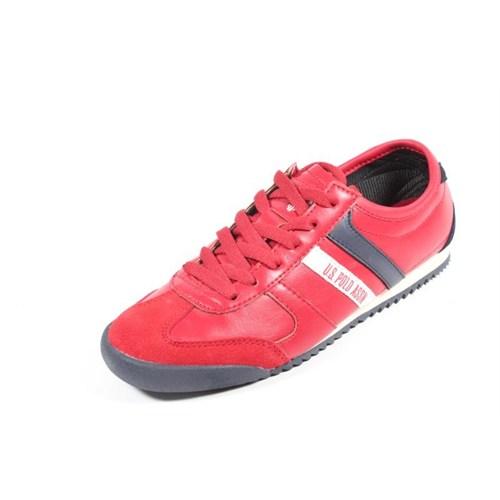 U.S. Polo 277012 Napa Kırmızı Kadın Ayakkabı