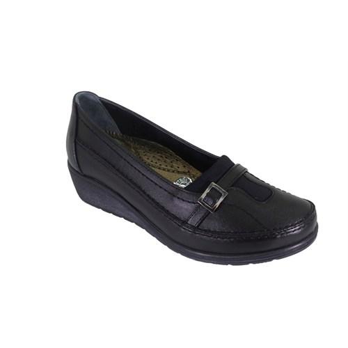 Oflaz Y-108 Kadın Günlük Dolgu Taban Comfort Ayakkabı