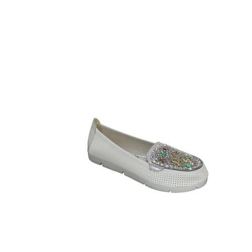 Despina Vandi Süs 44-1 Kadın Günlük Taşlı Ayakkabı