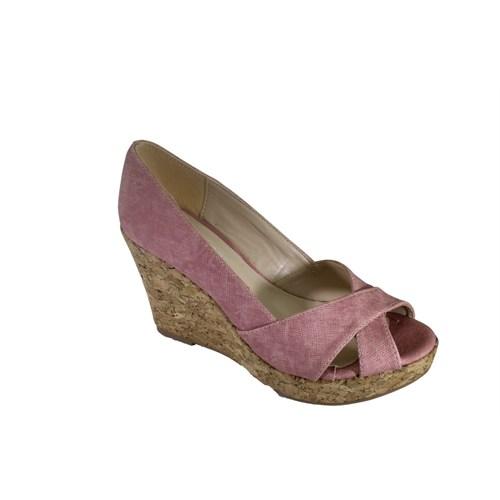 Despina Vandi 67-1 Günlük Dolgu Topuk Kadın Ayakkabı