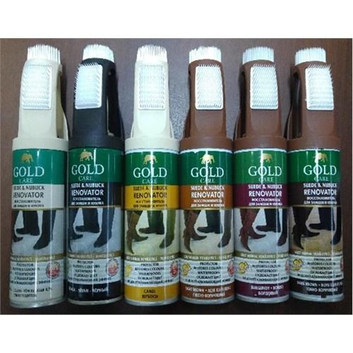 Gold Care Suede & Nubuck Renovator