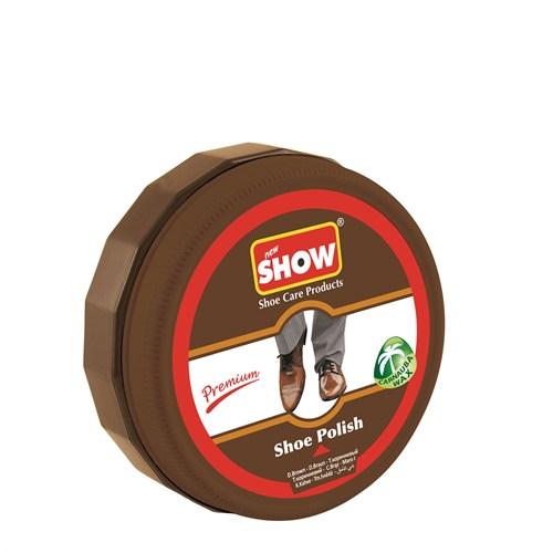 Show Ayakkabı Cilası 50Ml Koyu Kahverengi