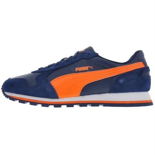 Puma St Runner L Lacivert Erkek Spor Ayakkabı