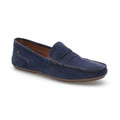 Pedro Camino Erkek Günlük Ayakkabı 74031 Lacivert Süet