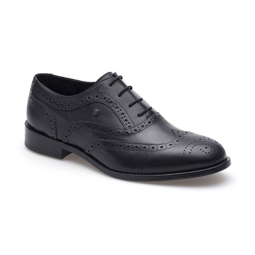 Pedro Camino Erkek Klasik Ayakkabı 73090 Siyah