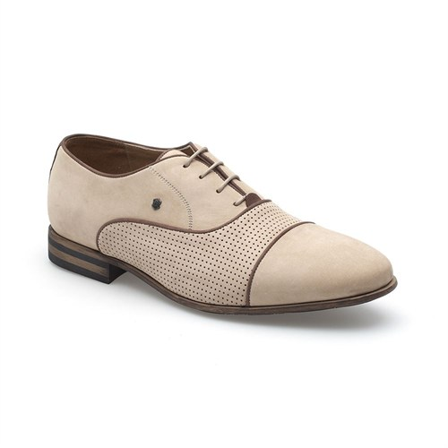 Pedro Camino Erkek Klasik Ayakkabı 74001 Bej
