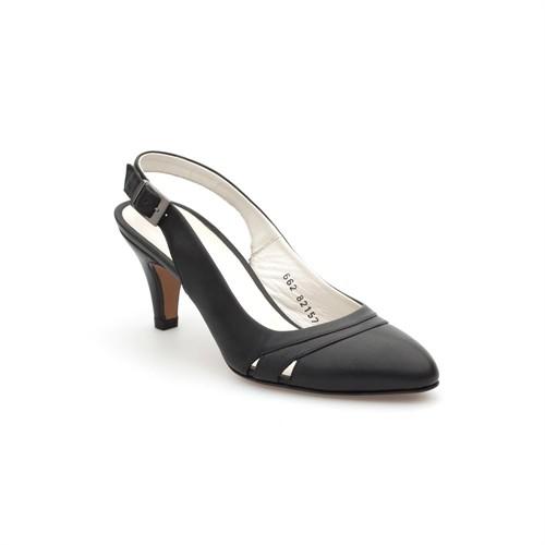 Pedro Camino Kadın Klasik Ayakkabı 82157 Siyah