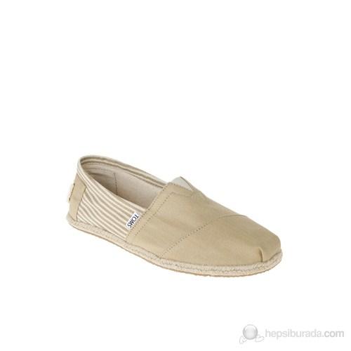Toms Erkek Ayakkabı 001019A09 Haki