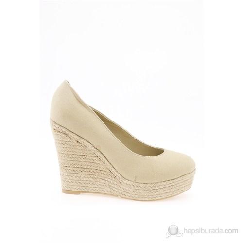 Twigy Kadın Dolgu Topuklu Ayakkabı