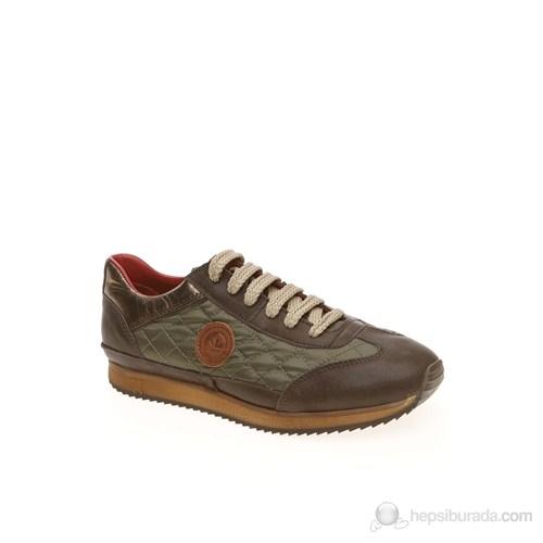 Lumberjack 2130 02 P Canto KHaki Kadın Günlük Ayakkabı