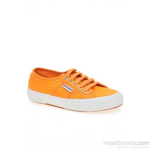 Superga S000010-Y19 2750-Cotu Classic Bright Orange Kadın Günlük Ayakkabı