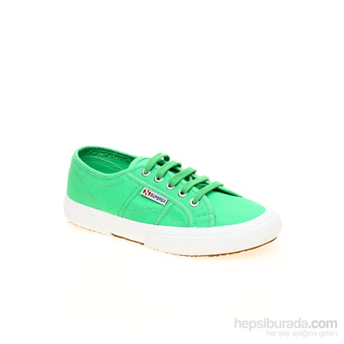 Superga S000010-F66 2750-Cotu Classic Bright Green Kadın Günlük Ayakkabı