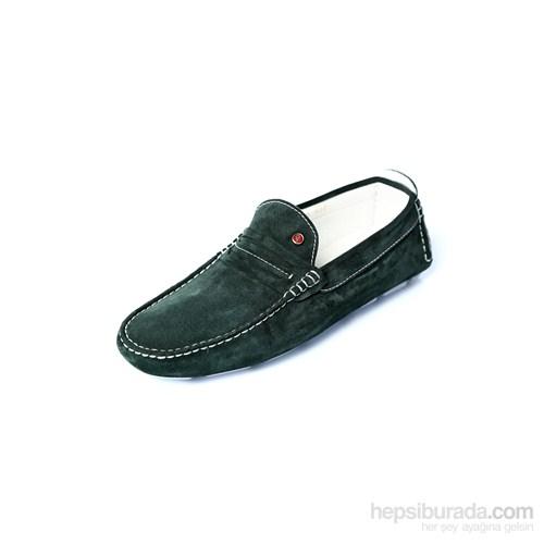 Galvanni Erkek Ayakkabı Koyu Yeşil