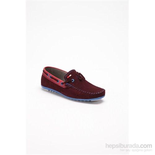Shoes&Moda Kadın Günlük Ayakkabı Mürdüm