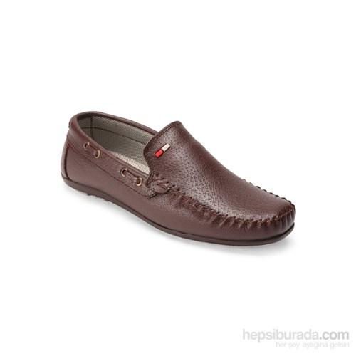Shoes&Moda Erkek Klasik Ayakkabı Kahve