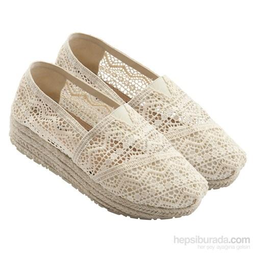 Fiorella Kadın Ayakkabı Bej