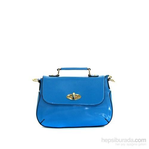 Cosmopolita Kadın Çanta Mavi