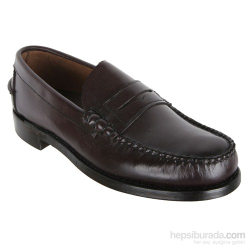 Sebago Erkek Klasik Ayakkabı Bordo