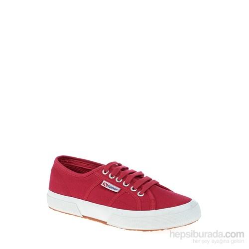 Superga Cotu Classic 2750-X6R Kadın Ayakkabı Kırmızı