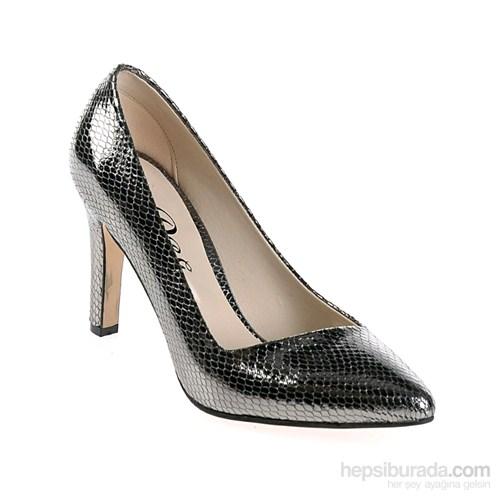 Derigo Kadın Topuklu Ayakkabı Antrasit