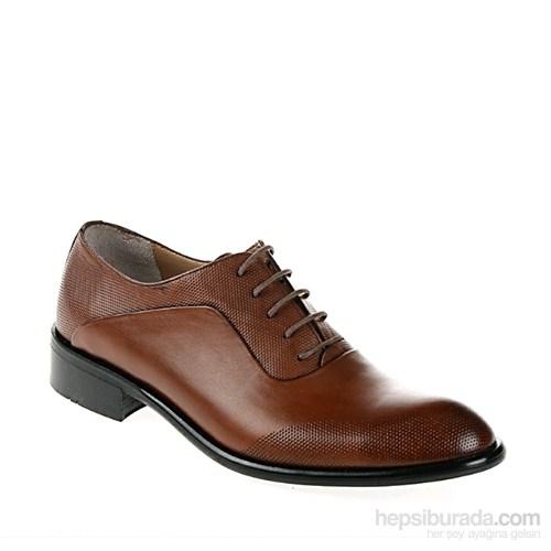 Derigo Erkek Klasik Ayakkabı Kahverengi