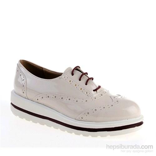Derigo Kadın Günlük Ayakkabı Bej