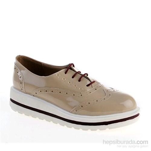 Derigo Kadın Günlük Ayakkabı Ten