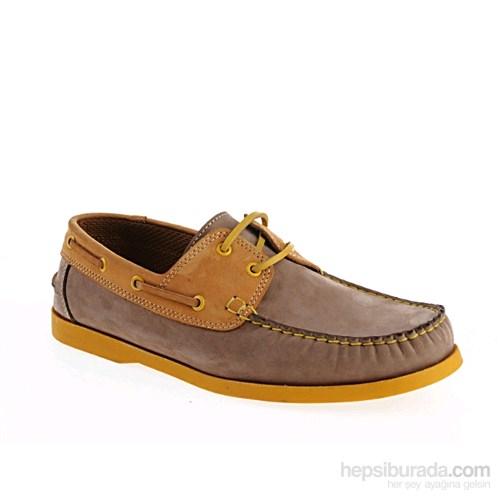 Derigo Erkek Klasik Ayakkabı Kum