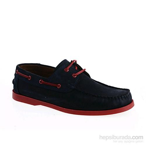 Derigo Erkek Klasik Ayakkabı Lacivert