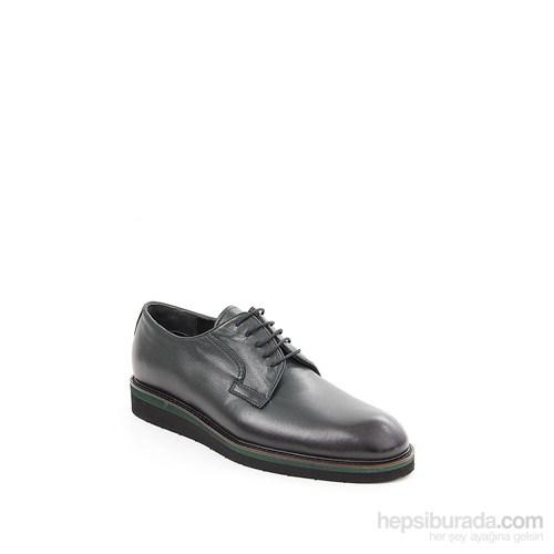 Gön Haki Antik Deri Erkek Ayakkabı 88011