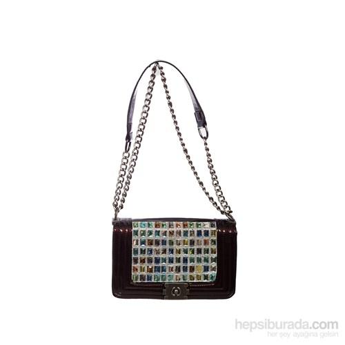 Gnc Bag Kadın Çanta Bordo Gnc6022-0021
