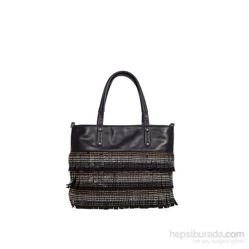 Kriste Bell Kadın Çanta Siyah 23530
