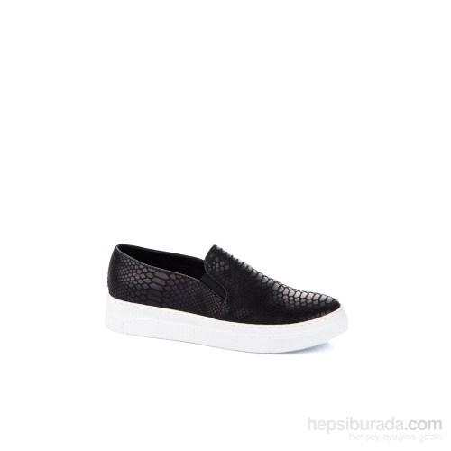 Elle Kadın Ayakkabı Siyah 15Kok70