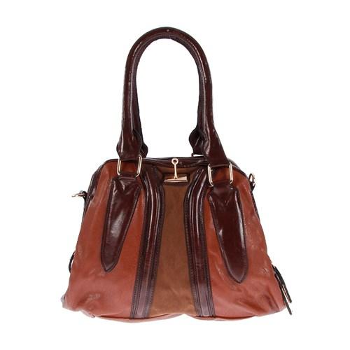 Luısıdo Kc5354 Brown Bayan Çanta