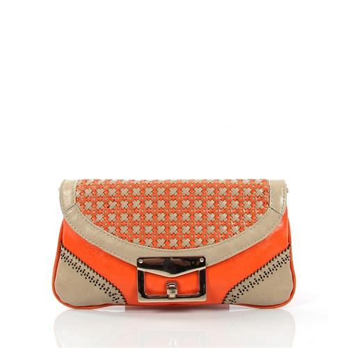 Luısıdo Py2234 Orange Çapraz Bayan Çanta