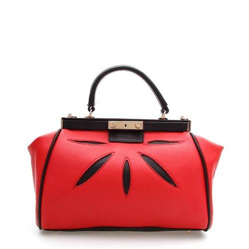 Rosa 2012 Red-Black Bayan Çanta