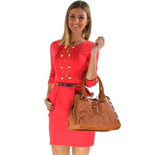 Rosa 58854 Brown Bayan Çanta