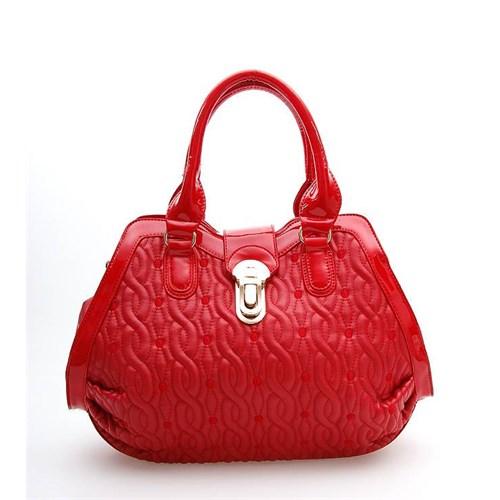 Rosa 6152 Red Bayan Çanta